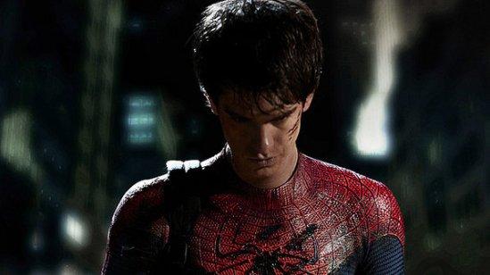 Andrew Garfield, o protagonista do novo filme do herói aracnídeo