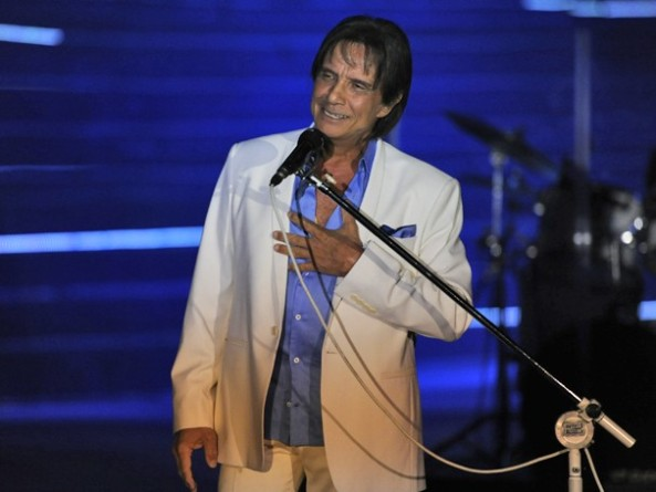 Muitos convidados e mistura de ritmos como funk, pagode e rap no espetáculo (Divulgação - Rede Globo)