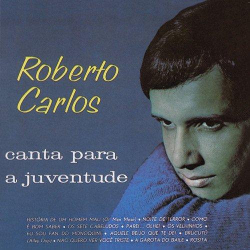 """Roberto Carlos Canta para a Juventude é um álbum do cantor e compositor Roberto Carlos, de 1965. Esse disco ainda marca uma fase bastante rockeira e adolescente de Roberto Carlos, exemplos disso são os rockabillys """"Os Sete Cabeludos"""", """"Noite De Terror"""", """"Como É Bom Saber"""" e """"Parei, Olhei"""". Todos eles pequenos épicos adolescentes sobre fantasmas, brigas, garotas e relacionamentos amorosos. O ano era 1965, o sucesso de Roberto Carlos e os outros demais artistas da Jovem Guarda era absoluto. Beatles,Rolling Stones e outros demais grupos britânicos fascinavam o mundo (inclusive os brasileiros), as canções com influência dos Beatles presentes nesse disco continuavam encantando os brasileiros ávidos por equivalentes nacionais dos grupos britânicos."""